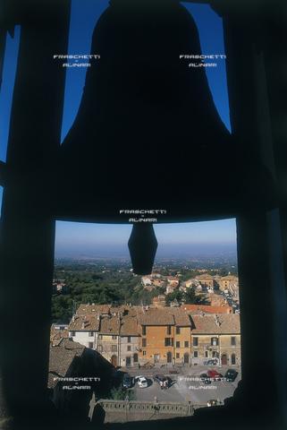 FMA-F-001262-0000 - San Martino al Cimino: Veduta del Campanile