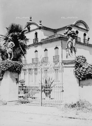 FPA-F-005466-0000 - Villa Widmann Rezzonico Foscari, Mira, Venice - Date of photography: 1935 ca. - Alinari Archives-Fiorentini Archive, Florence