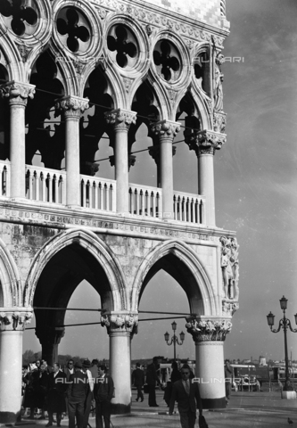 FVA-S-000140-0015 - Palazzo Ducale (Doge's Palace), Venice