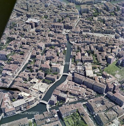 FVA-S-256000-0177 - Veduta aerea di Venezia - Data dello scatto: 1950 ca. - Archivi Alinari, Firenze