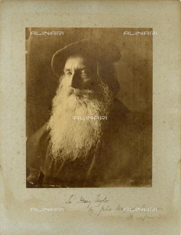 FVD-F-005058-0000 - Ritratto di Henry Taylor - Data dello scatto: 1865 - Archivi Alinari, Firenze