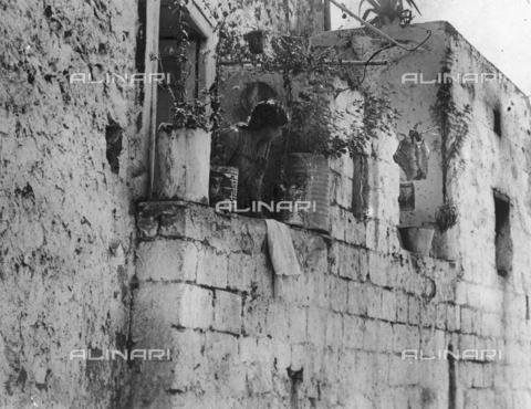FVD-S-006542-0C64 - Case rustiche al Vomero vecchio - Data dello scatto: 1895-1910 - Donazione Biondi / Archivi Alinari, Firenze