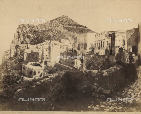FVQ-F-014398-0000 - View of Capri - Data dello scatto: 1870-1880 - Archivi Alinari, Firenze