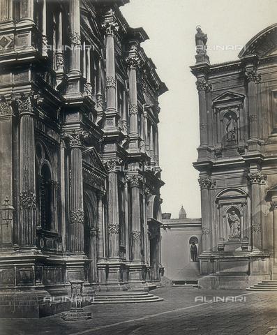 FVQ-F-034265-0000 - Venice, Scuola Grande and Church of S. Rocco - Data dello scatto: 1855 ca. - Archivi Alinari, Firenze