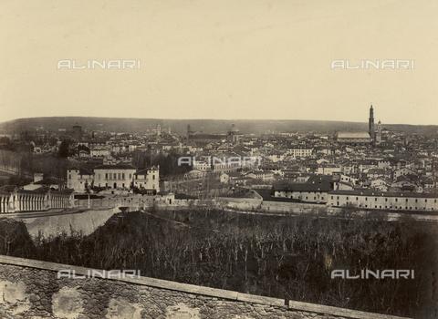 FVQ-F-034267-0000 - Panorama da Monte Berico - Data dello scatto: 1890 ca. - Raccolte Museali Fratelli Alinari (RMFA), Firenze