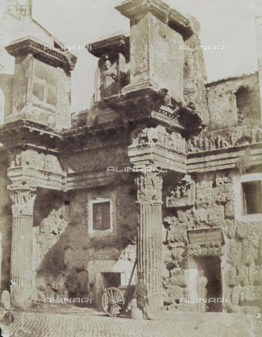 FVQ-F-040152-0000 - Foro di Nerva, Roma - Data dello scatto: 1853 ca. - Archivi Alinari, Firenze