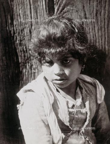 FVQ-F-041146-0000 - Sicilian child - Data dello scatto: 1890 ca. - Archivi Alinari, Firenze