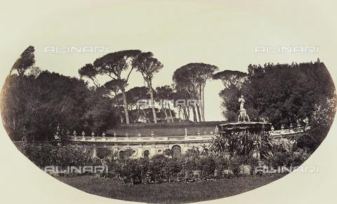 FVQ-F-043578-0000 - Fontana dei Gigli, parco di Villa Pamphilj, Roma