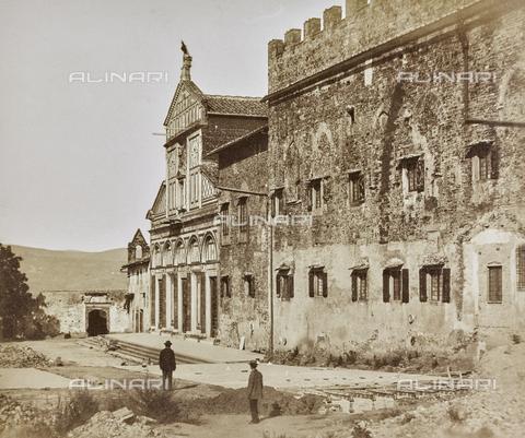 FVQ-F-045029-0000 - Firenze. S. Miniato al Monte - Data dello scatto: 1859 - Archivi Alinari, Firenze