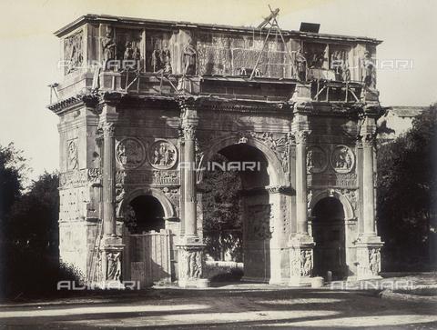 FVQ-F-045177-0000 - Arco di Costantino a Roma - Data dello scatto: 1855 ca. - Raccolte Museali Fratelli Alinari (RMFA), Firenze