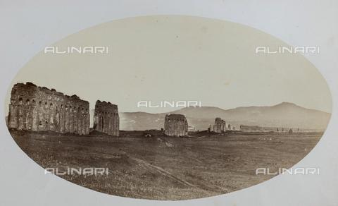 FVQ-F-046114-0000 - Campagna romana - Data dello scatto: 1855 ca. - Raccolte Museali Fratelli Alinari (RMFA), Firenze