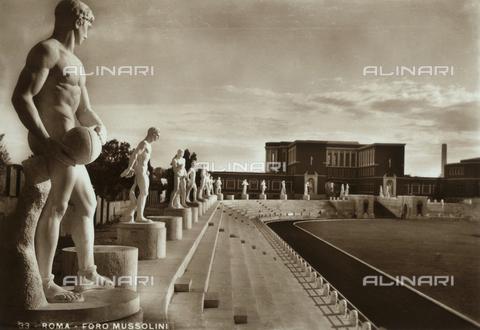 FVQ-F-096148-0000 - the Foro Mussolini, Rome, Lazio