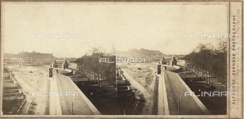 FVQ-F-126457-0000 - View of Park of the Cascine in Florence - Date of photography: 1860 ca. - Fratelli Alinari Museum Collections, Florence