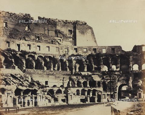FVQ-F-141676-0000 - Flavian Amphitheatre or Colosseum, Rome