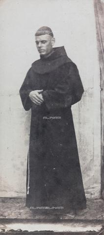 FVQ-F-149978-0000 - Ritratto di frate - Data dello scatto: 1852-1854 - Archivi Alinari, Firenze