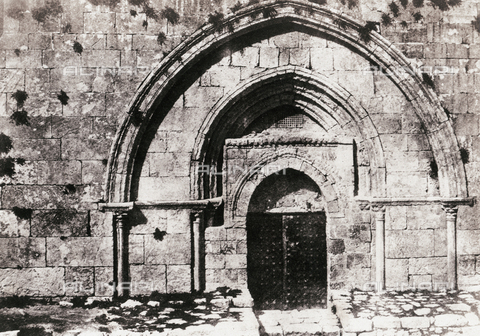 FVQ-F-149991-0000 - Gerusalemme. Tomba della Vergine - Data dello scatto: 1855 ca. - Raccolte Museali Fratelli Alinari (RMFA), Firenze