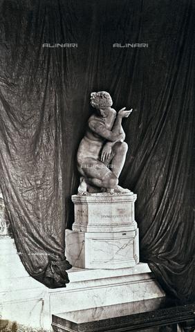 FVQ-F-158611-0000 - Roma. Venere del Museo Clementino - Data dello scatto: 1853 ca. - Raccolte Museali Fratelli Alinari (RMFA), Firenze