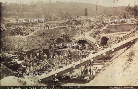 FVQ-F-192127-0000 - The Urciuoli sources of the aqueduct of Naples - Date of photography: 1881-1885 - Fratelli Alinari Museum Collections, Florence