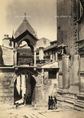 FVQ-F-198524-0000 - Tomba a Verona - Data dello scatto: 1860 - Archivi Alinari, Firenze