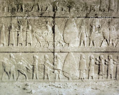 FVQ-F-198901-0000 - Bassorilievo proveniente dalle rovine di Termopili - Raccolte Museali Fratelli Alinari (RMFA), Firenze