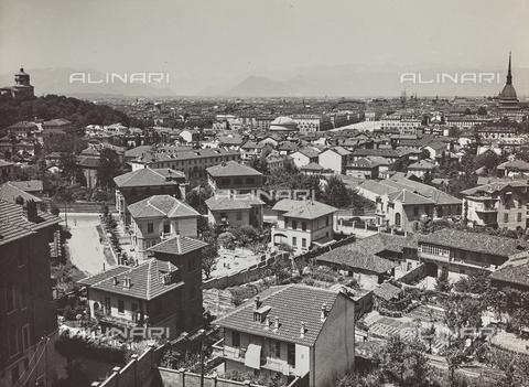 FVQ-F-209016-0000 - Veduta della città di Torino - Data dello scatto: 1930 ca. - Raccolte Museali Fratelli Alinari (RMFA), Firenze