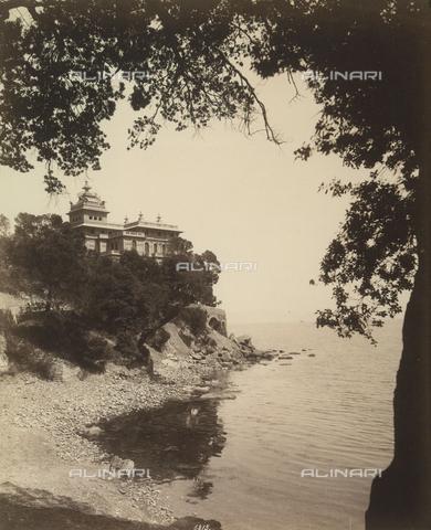 FVQ-F-211064-0000 - Villa Bruzzo, formerly Lagomaggiore in Rapallo, Genoa - Data dello scatto: 1890 ca. - Archivi Alinari, Firenze