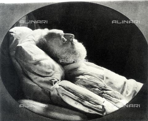 GBB-F-000276-0000 - 23 may 1885: VICTOR HUGO (Besançon 1802 - Paris 1885) is dead, french writer - © ARCHIVIO GBB / Archivi Alinari