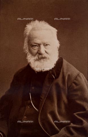 GBB-F-002818-0000 - The french writer VICTOR HUGO (Besanà§on 1802 - Paris 1885) - © ARCHIVIO GBB / Archivi Alinari