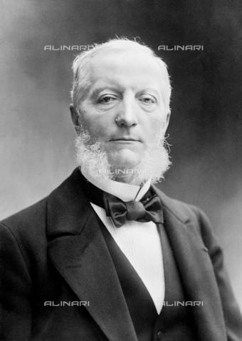 GBB-F-006381-0000 - 1890 ca, Paris, FRANCE: The celebrated french scientist Doctor Jean Casimir Felix GUYON (born July 21, 1831, Ile-Bourbon; died August 2, 1920, Paris) - © ARCHIVIO GBB / Archivi Alinari