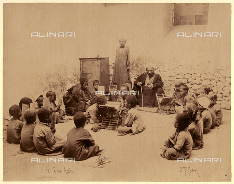 GBB-F-007348-0000 - 1890 ca, EGYPT: The Arabian School - © ARCHIVIO GBB / Archivi Alinari
