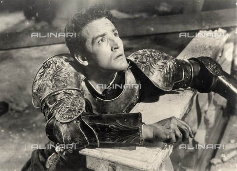 GBB-F-007988-0000 - 1956 , ITALY: The celebrated italian actor VITTORIO GASSMAN (1922-2000) in the movie GIOVANNI DALLE BANDE NERE (The Violent Patriot) by Sergio Grieco. - © ARCHIVIO GBB / Archivi Alinari