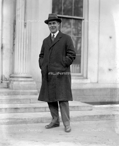 GBB-F-008051-0000 - 1915 ca, USA: The USA diplomatic and writer Honorable RICHARD WASHBURN CHILD (1881-1935). Ambassador of United States in Italy from May 1921 to 1924, he encouraged Benito Mussolini to start his March on Rome in 1922. He also promoted U.S. investment in Italy under fascism, especially from the J. P. Morgan bank. After return to USA, he became editor for The Saturday Evening Post and served on the National Crime Commission. In 1928 he became a paid propaganda writer for Benito Mussolin. Together with Thomas W. Lamont he rates as one of the most influential American promoters of Italian fascism until his death in 1935 - © ARCHIVIO GBB / Archivi Alinari