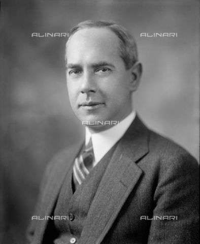 GBB-F-008055-0000 - 1915 ca, USA: The USA diplomatic and writer Honorable RICHARD WASHBURN CHILD (1881-1935). Ambassador of United States in Italy from May 1921 to 1924, he encouraged Benito Mussolini to start his March on Rome in 1922. He also promoted U.S. investment in Italy under fascism, especially from the J. P. Morgan bank. After return to USA, he became editor for The Saturday Evening Post and served on the National Crime Commission. In 1928 he became a paid propaganda writer for Benito Mussolin. Together with Thomas W. Lamont he rates as one of the most influential American promoters of Italian fascism until his death in 1935 - © ARCHIVIO GBB / Archivi Alinari