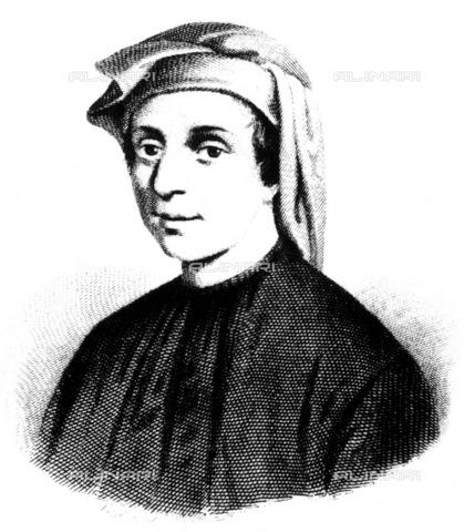 GRC-F-012325-0000 - Il mercante e matematico italiano Leonardo Fibonacci (1170-1250 ca.), incisione, Arte del XVIII sec. - Granger, NYC /Archivi Alinari