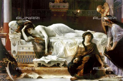 GRC-F-050839-0000 - Fedra, figlia di Minosse, olio su tela, Alexandre Cabanel (1823-1889), Musée Fabre, Montpellier - Granger, NYC /Archivi Alinari