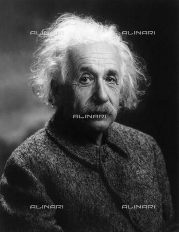 GRC-F-117314-0000 - Ritratto di Albert Einstein (1879-1955) - Data dello scatto: 1947 ca. - Granger, NYC /Archivi Alinari