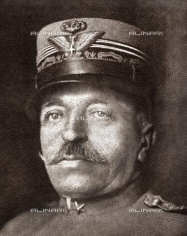 GRC-F-408499-0000 - Ritratto del generale Luigi Cadorna (1850-1928), comandante in capo dell'esercito italiano durante la Prima Guerra Mondiale - Data dello scatto: 1916 ca. - Granger, NYC /Archivi Alinari