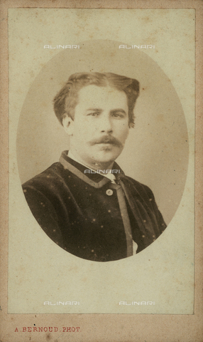 GRQ-F-002958-0000 - Ritratto di Menotti Garibaldi (1840-1903) - Data dello scatto: 1875 ca. - Raccolte Museali Fratelli Alinari (RMFA), Firenze