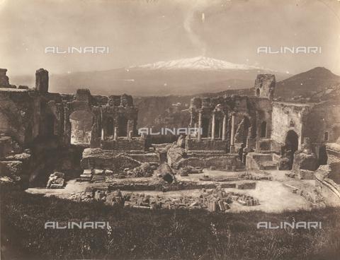 GWA-F-000287-0000 - The Greek Theater, Taormina - Data dello scatto: 1910 ca. - Archivi Alinari, Firenze