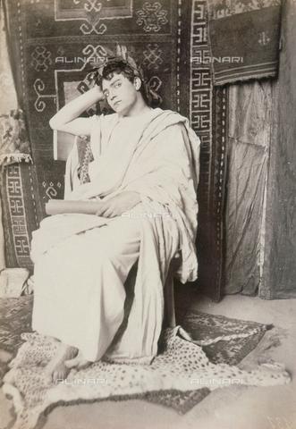 GWA-F-000773-0000 - Young like Nero - Data dello scatto: 1890 ca. - Archivi Alinari, Firenze