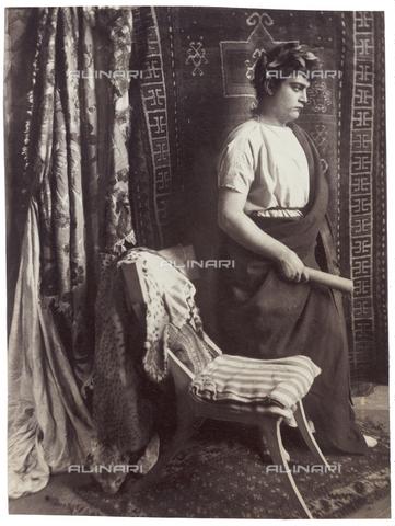 GWA-F-000774-0000 - Nerone - Data dello scatto: 1890 ca. - Archivi Alinari, Firenze