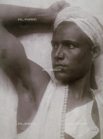 GWA-F-000904-0000 - Arab man - Data dello scatto: 1890 ca. - Archivi Alinari, Firenze
