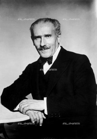 IMA-F-256978-0000 - Ritratto del direttore d'orchestra Arturo Toscanini. Fotografia. 12 Dicembre 1931 - Data dello scatto: 12 dicembre 1931 - Schostal Archiv / Imagno/Archivi Alinari