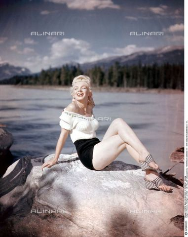 INT-F-195856-0000 - Marilyn Monroe - Data dello scatto: 1950-1959 - Interfoto/Archivi Alinari