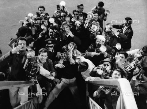 INT-F-201111-0000 - movie, The sweet life (La dolce vita), ITA/FRA 1959, director: Federico Fellini, scene - Archiv Friedrich / Interfoto/Archivi Alinari