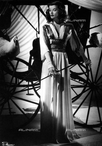 INT-F-301651-0000 - Katharine Hepburn (12.5.1907 - 29.06.2003), 1930 ca. - Data dello scatto: 1930 ca. - Archiv Friedrich / Interfoto/Archivi Alinari
