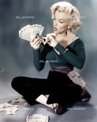 INT-F-404863-0000 - Marilyn Monroe - Data dello scatto: 1950-1959 - Interfoto/Archivi Alinari