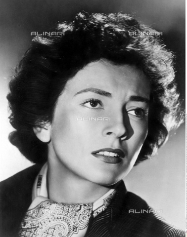INT-S-000110-5486 - The actress Valentina Cortese - Data dello scatto: 1950 ca. - Friedrich / Interfoto/Alinari Archives