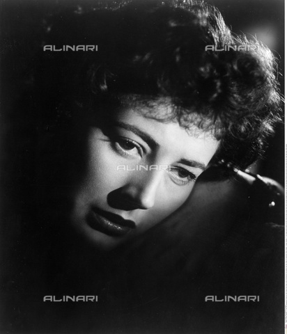 INT-S-000110-5489 - The actress Valentina Cortese - Data dello scatto: 1950 ca. - Friedrich / Interfoto/Alinari Archives