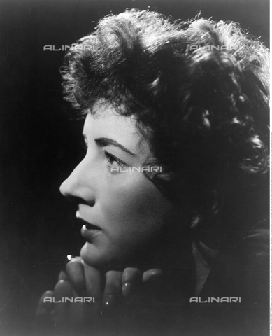INT-S-000110-5490 - The actress Valentina Cortese - Data dello scatto: 1950 ca. - Friedrich / Interfoto/Alinari Archives